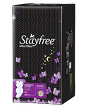 Stayfree Ultra Thin Overnight With Wings