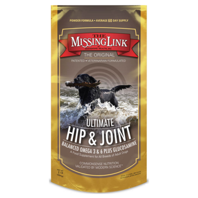 The missing link supplement