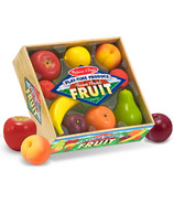 Melissa & Doug Play Produce Farm Fresh Fruit