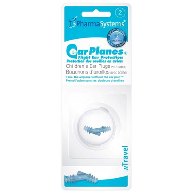 PharmaSystems Children\'s Ear Planes Flight Ear Protection
