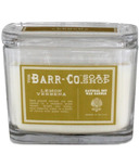 Barr-Co. Soap Shop 2 Wick Candle Lemon Verbena
