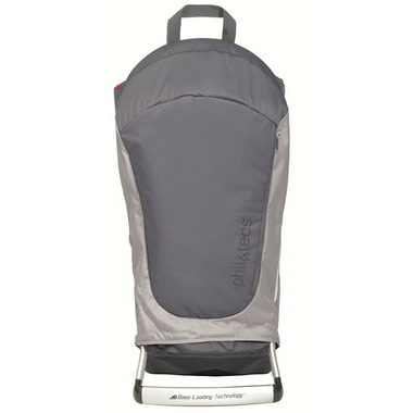 Phil & Teds Metro Carrier - Charcoal