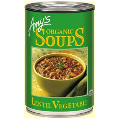 Amy\'s Organic Soup