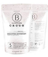 Bathorium CRUSH Eucalyptus Apothecary Rejuvenating Bath Soak Duo Pack