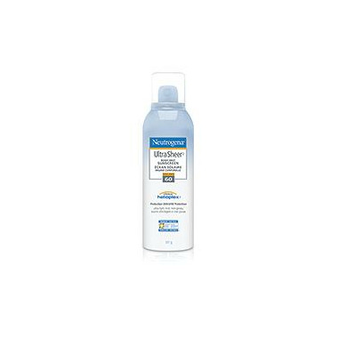 Neutrogena Ultra Sheer Body Mist Sunscreen