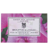 Brompton & Langley Sweet Pea Jasmine Bar Soap