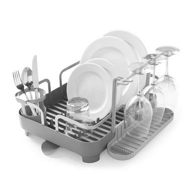 Umbra Holster Dish Rack Charcoal