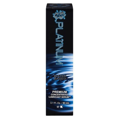 Wet Platinum Premium Concentrated Lubricant