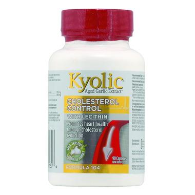 Kyolic Cholesterol Control Formula 104