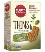 Mary's Organic Italian Herb Cracker Thin's