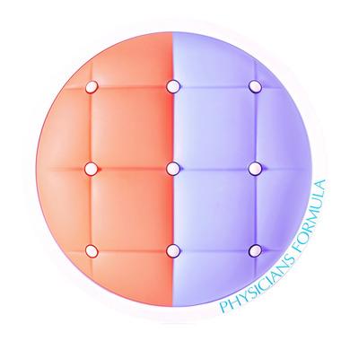 Physicians Formula Mineral Wear Abc Cushion Primer Lavender Peach