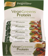 Progressive VegeGreens Protein Bars