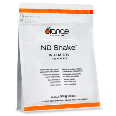 Orange Naturals ND Shake Women