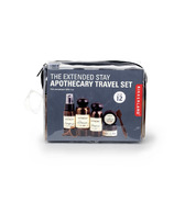 Kikkerland Extended Stay Apothecary Travel Kit
