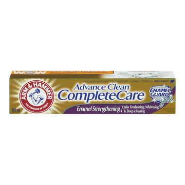 Arm & Hammer Advance Clean Complete Care Enamel Guard Gel