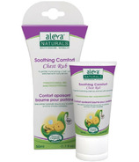 Aleva Naturals Soothing Comfort Chest Rub