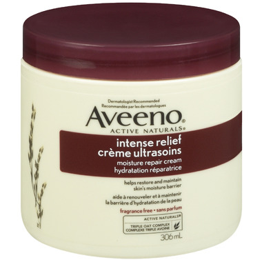 Aveeno Intense Relief Moisture Repair Cream