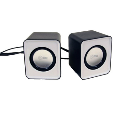 Club Siren Cube Speakers
