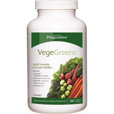 Progressive VegeGreens Green Food Supplement
