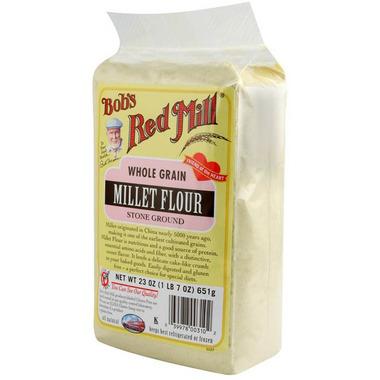 Bob\'s Red Mill Gluten Free Millet Flour