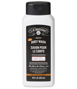 J.R. Watkins Men's Bergamot & Oak Body Wash
