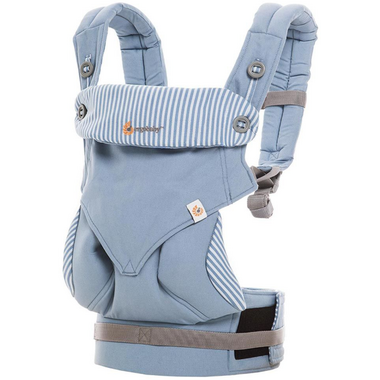 Ergobaby Four Position 360 Baby Carrier Azure Blue