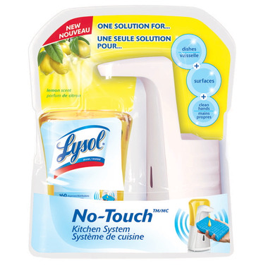 Lysol No-Touch Kitchen System