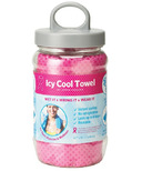 Upper Canada Icy Cool Towel Pink