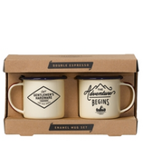 Gentleman's Hardware Espresso Set Cream