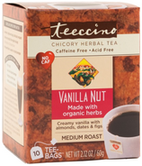 Teeccino Vanilla Nut Chicory Herbal Tea