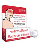 Homeocan Headache & Migraine Homeopathic Pellets
