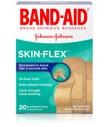 Band-Aid Skin Flex Adhesive Bandages