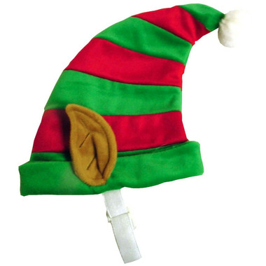 Kyjen Holiday Elf Hat for Medium Dogs