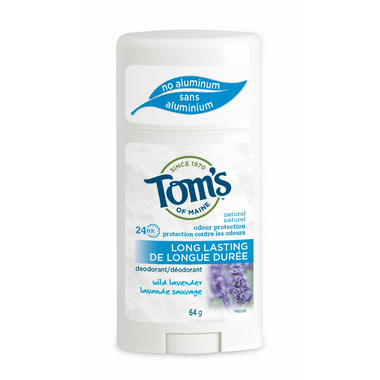 Tom\'s of Maine Wild Lavender Deo