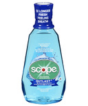 Scope Outlast Mouthwash Long Lasting Peppermint