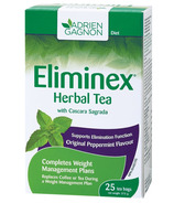 Adrien Gagnon Eliminex Herbal Tea Original Peppermint Flavour