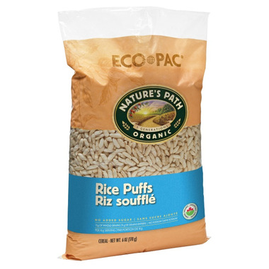 Nature\'s Path Organic Rice Puffs Cereal