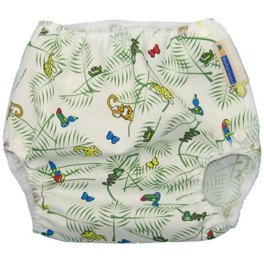 Motherease Air Flow Snap Cover Rainforest