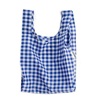 Baggu Baby Baggu Reusable Bag in Blue Gingham