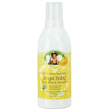 Earth Mama Angel Baby Shampoo & Body Wash