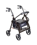 Drive Medical Transport Chair And Rollator