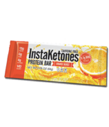 Julian Bakery Instaketones Protein Bar Orange Burst