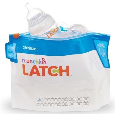 Munchkin LATCH Sterilizer Bags