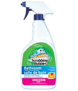 Scrubbing Bubbles Bathroom Cleaner With Bleach