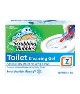 Scrubbing Bubbles Toilet Cleaning Gel