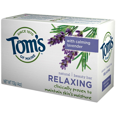 Tom\'s of Maine Relaxing Beauty Bar