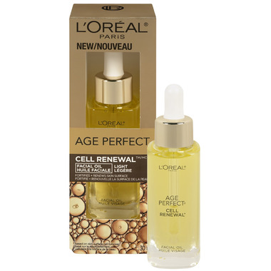 L\'Oreal Age Perfect Cell Renewal Facial Oil Light