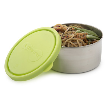 U-Konserve Round Stainless Steel Container Large in Lime