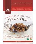 Lotus Fine Foods Cranberry & Cinnamon Quinoa Granola