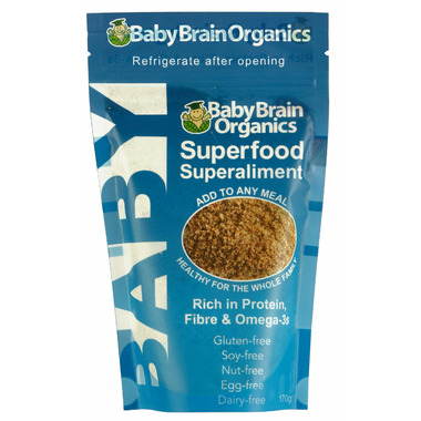 Baby Brain Organics Superfood Baby